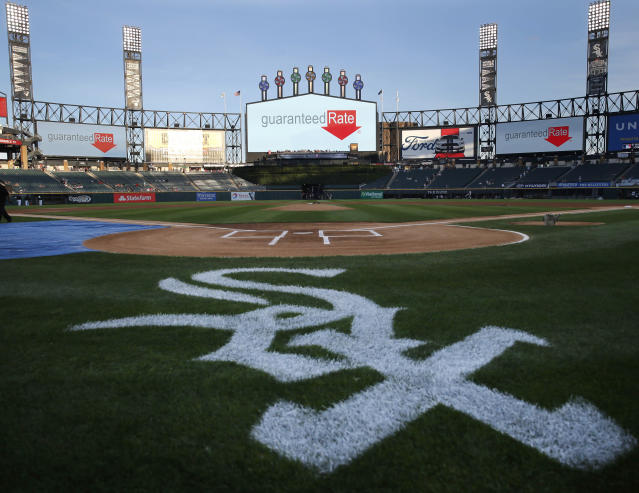 The White Sox were once again forgotten. (AP Photo/Charles Rex Arbogast)