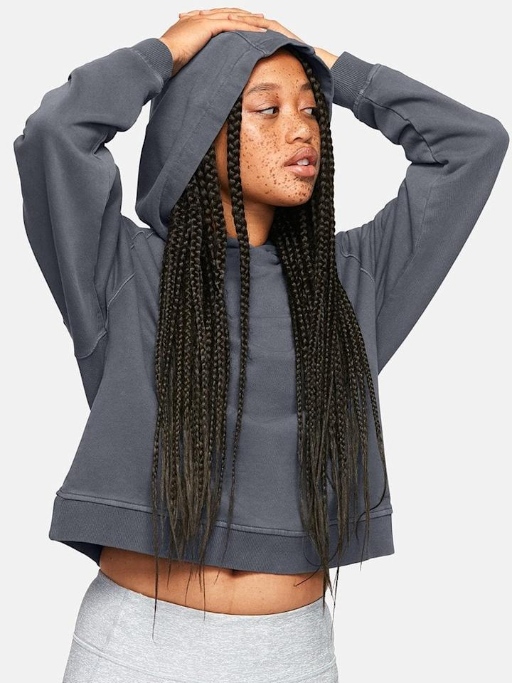 "<p>We'll be wearing this <a href=""https://www.popsugar.com/buy/Outdoor-Voices-Cotton-Terry-Cropped-Hoodie-490059?p_name=Outdoor%20Voices%20Cotton%20Terry%20Cropped%20Hoodie&retailer=outdoorvoices.com&pid=490059&price=60&evar1=fit%3Aus&evar9=46009754&evar98=https%3A%2F%2Fwww.popsugar.com%2Ffitness%2Fphoto-gallery%2F46009754%2Fimage%2F46609610%2FOutdoor-Voices-Cotton-Terry-Cropped-Hoodie&list1=shopping%2Cworkout%20clothes%2Cathleisure%2Coutdoor%20voices&prop13=mobile&pdata=1"" rel=""nofollow"" data-shoppable-link=""1"" target=""_blank"" class=""ga-track"" data-ga-category=""Related"" data-ga-label=""https://www.outdoorvoices.com/products/cotton-terry-cropped-hoodie?variant=28670584717390"" data-ga-action=""In-Line Links"">Outdoor Voices Cotton Terry Cropped Hoodie</a> ($60) everywhere.</p>"