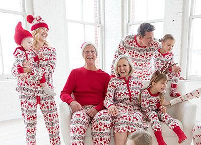 14 Ridiculously Cute Matching Pajamas You Didn t Know Your Family Needed  This Holiday Season 0c00b65ff