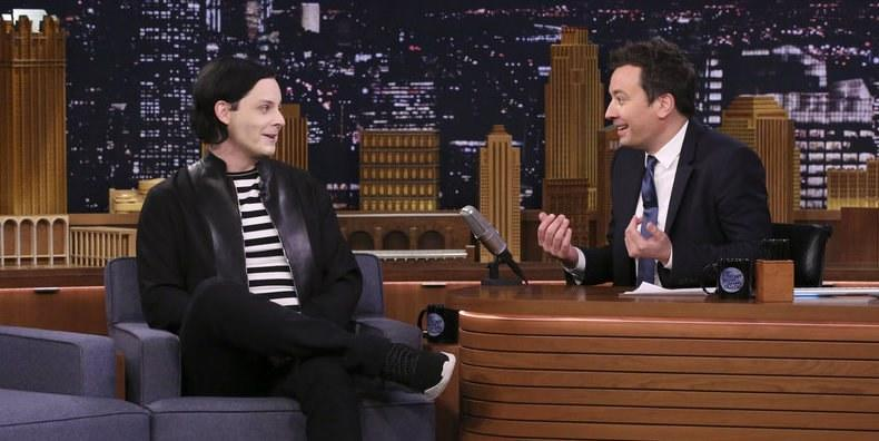 "Watch Jack White Discuss His Altar Boy Days on ""Fallon"""