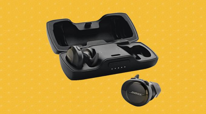 Save $40 on these Bose Soundsport Free Wireless Headphones. (Photo: QVC)