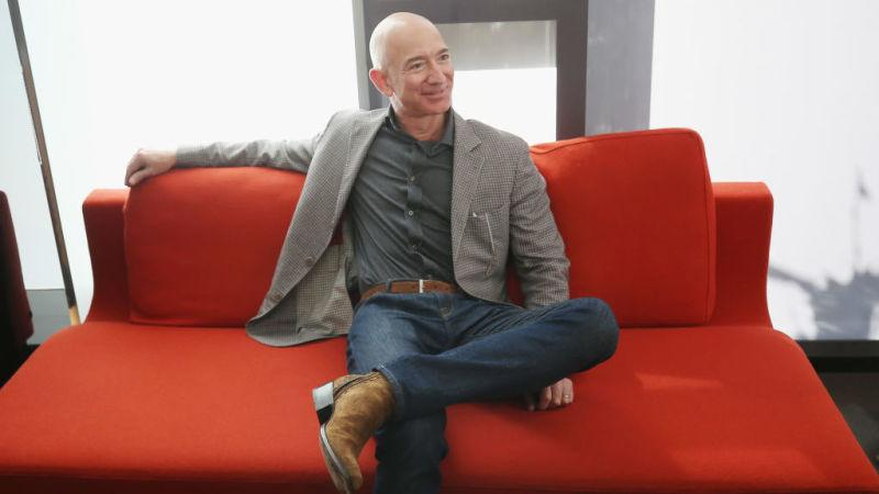 Jeff Bezos tweeted that he and his wife, MacKenzie, are divorcing