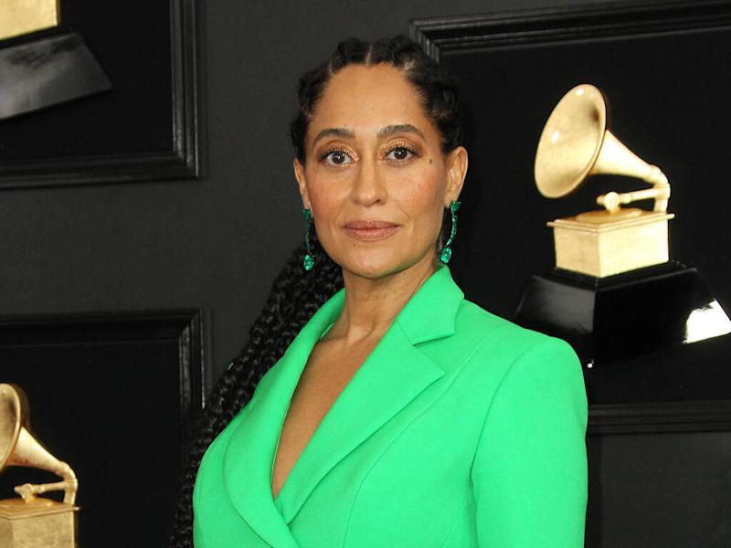 Tracee Ellis Ross's self-care routine involves eating soup and 'taking lots of baths'