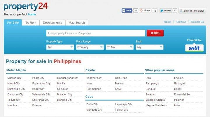 Classifieds site Sulit brings Naspers' Property24 listings to the Philippines