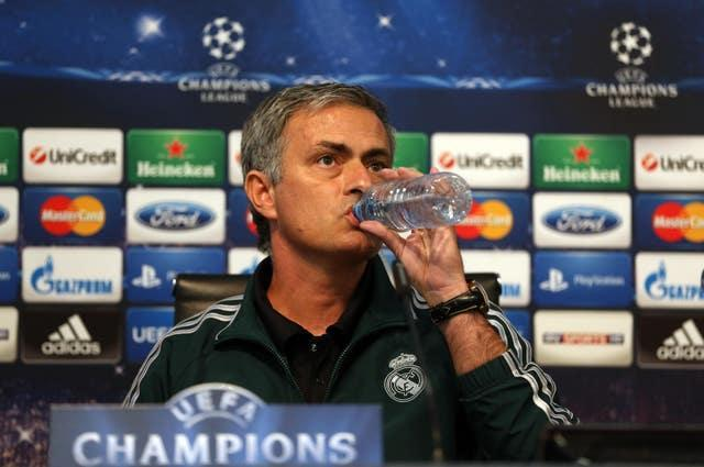 Soccer – UEFA Champions League – Group D – Manchester City v Real Madrid – Real Madrid Press Conference – Etihad Stadium