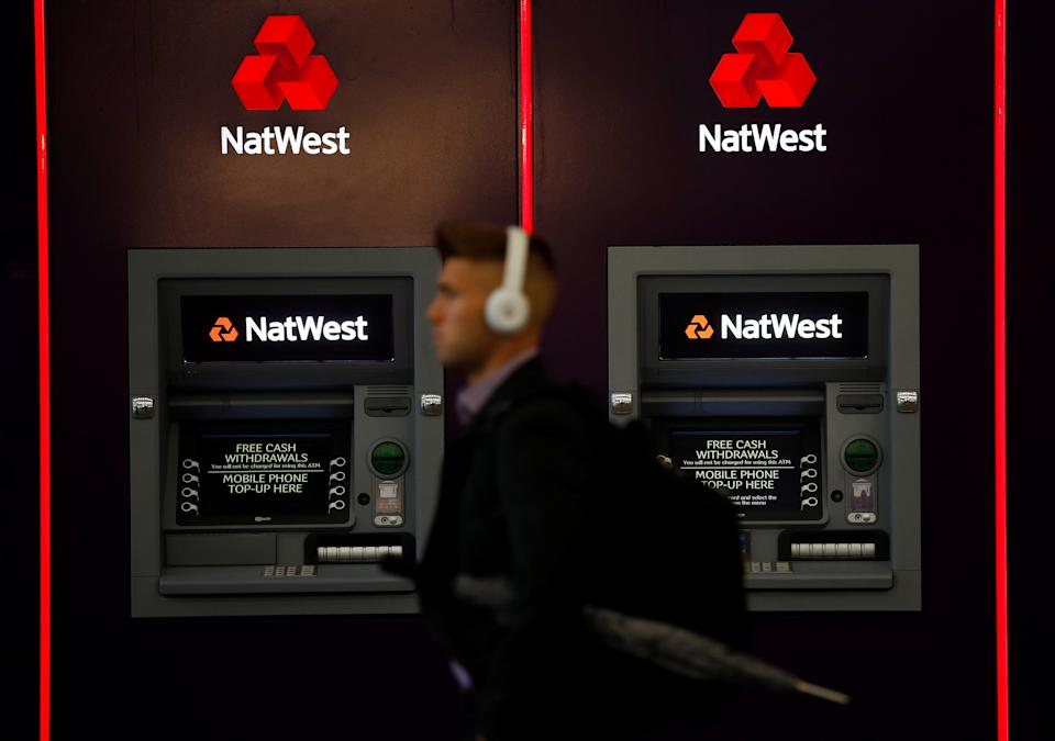 NatWest has followed in the footsteps of Barclays and Lloyds earlier this week by reporting decent earnings. Photo: Reuters