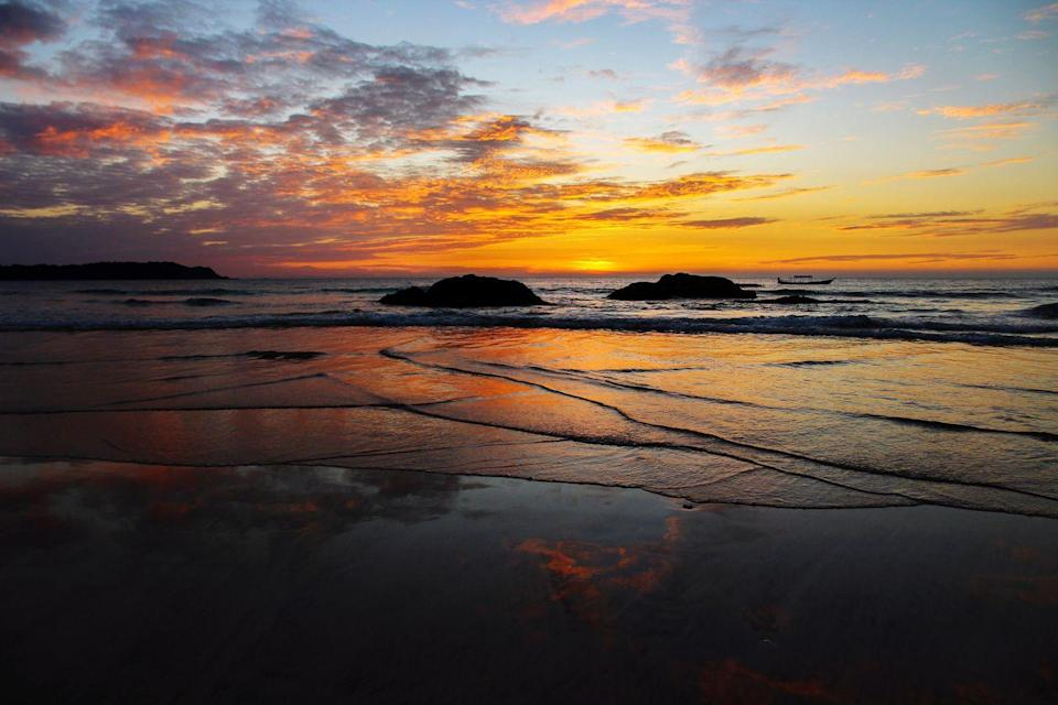 <p>With the rise of tourism in Myanmar, there are plenty of places to stay in this beach town on the Bay of Bengal–but don't fear that it's lost its charm, it still maintains its sleepy fishing village vibe.</p>
