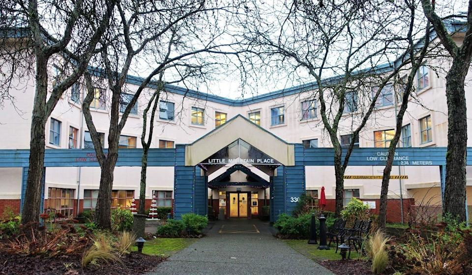 Little Mountain Place care home in suburban Vancouver. Photo: Ian Young