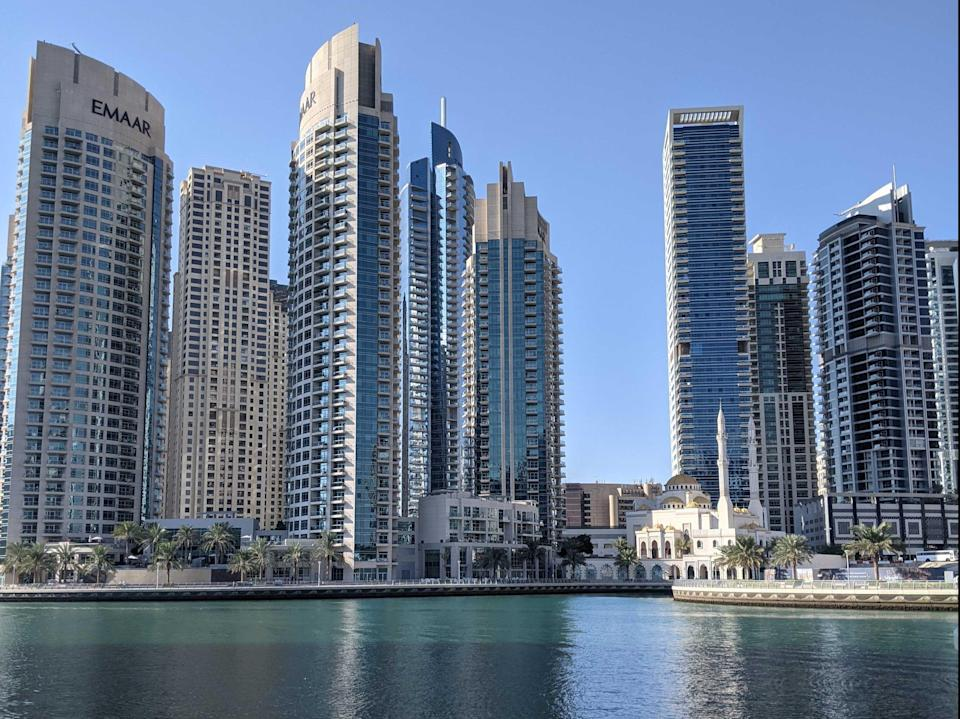 <p>Many Brits escaped to Dubai at the end of 2020, but short-haul destinations will be popular in the spring</p> (Cathy Adams)
