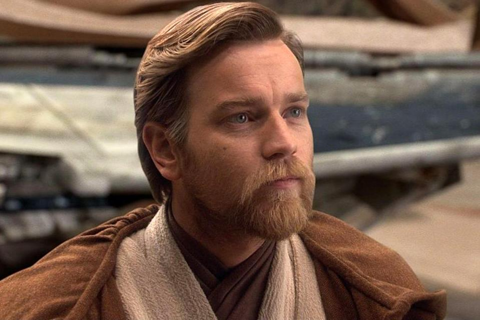 McGregor as Obi-Wan Kenobi (Credit: 20th Century Fox)