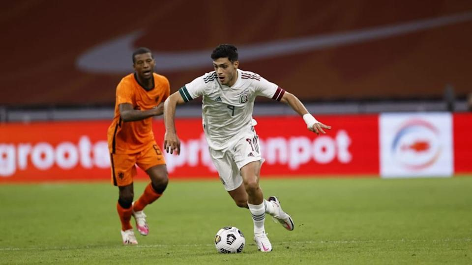 """International friendly match""""The Netherlands v Mexico"""" 