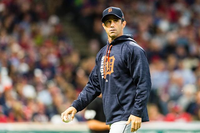Brad Ausmus' time as Detroit Tigers could be nearing its end. (Getty Images)