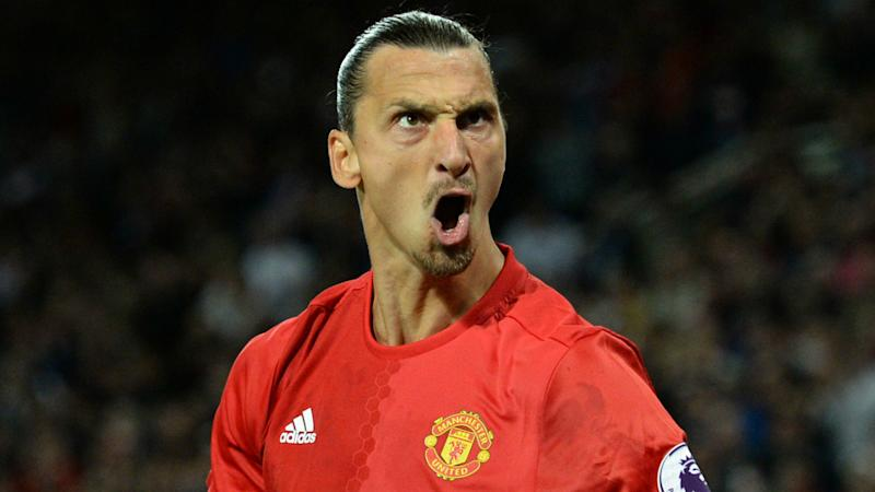 'If you're on Zlatan's team and you lose, you're dead' - Shaw recalls Man Utd training sessions with 'unbelievable' Ibrahimovic