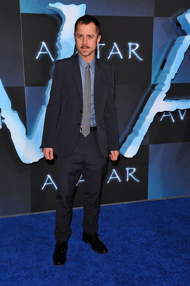 "<a href=""http://movies.yahoo.com/movie/contributor/1800019606"">Giovanni Ribisi</a> at the Los Angeles premiere of <a href=""http://movies.yahoo.com/movie/1809804784/info"">Avatar</a> - 12/16/2009"
