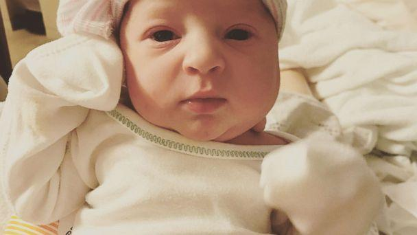PHOTO: Emma Wren Gibson was born on November 25, 2017, and was a frozen embryo for over 24 years. (Courtesy Benjamin and Tina Gibson)