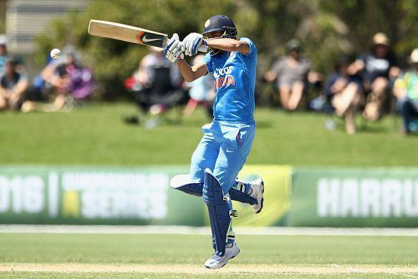 Pandey's efforts might earn him a recall for the Sri Lanka series