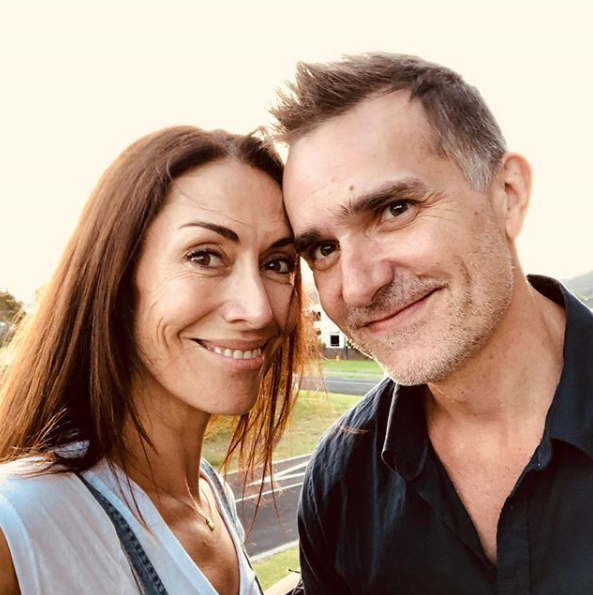 MAFS relationship expert John Aiken's own marriage has been affected by a tragic incident before he and wife Kelly met. Photo: Instagram