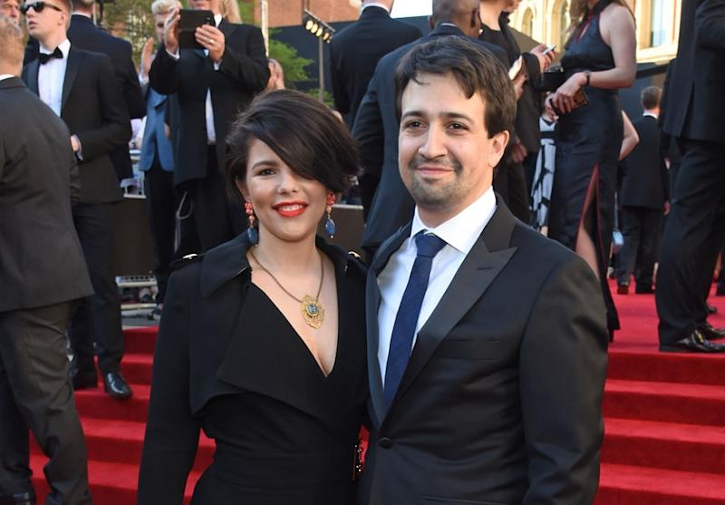 Lin Manuel Miranda And His Wife Vanessa Nadal Are Expecting Baby 2