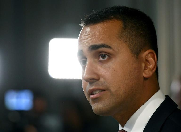 Italy's PD party says M5S leader Luigi Di Maio is demanding to be both deputy prime minister and interior minister in a new coalition