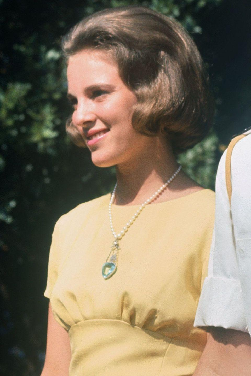 <p>Princess Anne Marie of Greece</p>