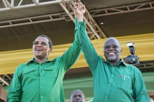 Tanzania's ruling party wins presidential vote: provisional results