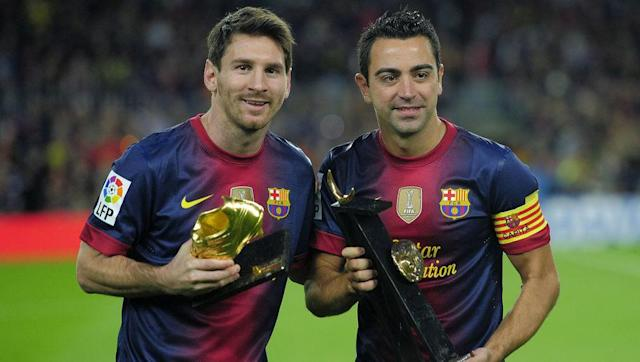 "<p>Xavi's influence on the world stage can never be put into disrepute. A top three finish in the Ballon d'Or proceedings three years in a row shows exactly that.</p> <br><p>The Spaniard put in a top notch display during Barcelona's Champions League final against <a href=""http://www.90min.com/teams/manchester-united?view_source=incontent_links&view_medium=incontent"" rel=""nofollow noopener"" target=""_blank"" data-ylk=""slk:Manchester United"" class=""link rapid-noclick-resp"">Manchester United</a> that year, and started the 2011/12 season well on his way to completing his highest ever goals tally in a season.</p> <br><p>A true legend of the game. It's also worth mentioning that it was 2011 in which Xavi became Barca's highest ever capped player, so fair play for that.</p>"