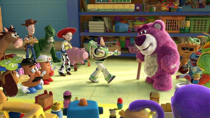 <p>Going into the third movie in the <em>Toy Story </em>trilogy, you couldn't possibly have expected it to hit so hard. But the film was crafted specifically to tap into the younger you as it explored the passage of time and growing up. This wasn't just a chance to see Woody, Buzz and the gang moving on—it was a chance to look back and see how far you've come.</p>