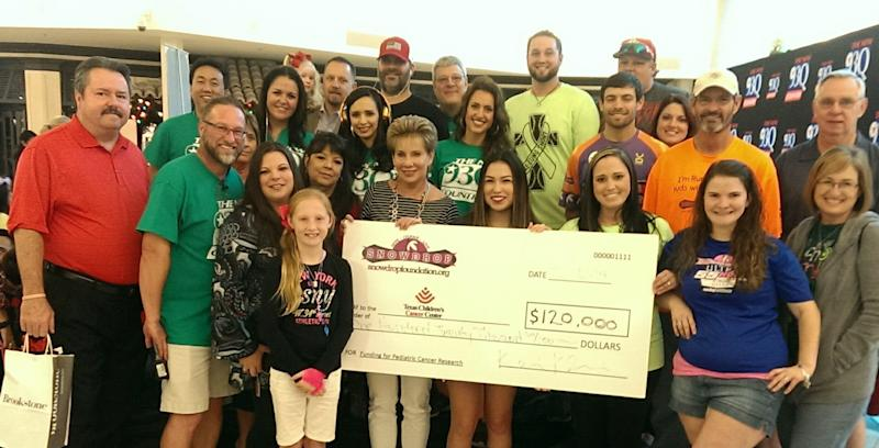 $950,000 Raised to Support Pediatric Cancer Research at