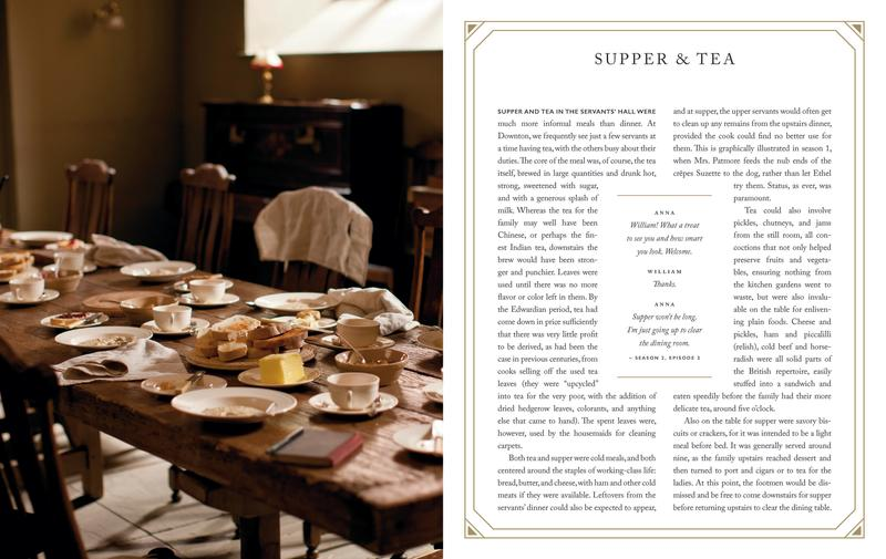 The Official Downton Abbey Cookbook (Photo: Nick Briggs/Courtesy Weldon Owen)