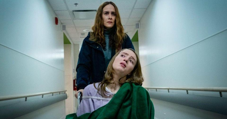 <p><strong>IMDb says: </strong>A homeschooled teenager begins to suspect her mother is keeping a dark secret from her.</p><p><strong>We say: </strong>Cushions for hiding behind at the ready. </p><p><strong>Who's in it?</strong> Sarah Paulson, Kiera Allen, Sara Sohn</p><p><strong>Where can I watch it? </strong>Netflix</p>