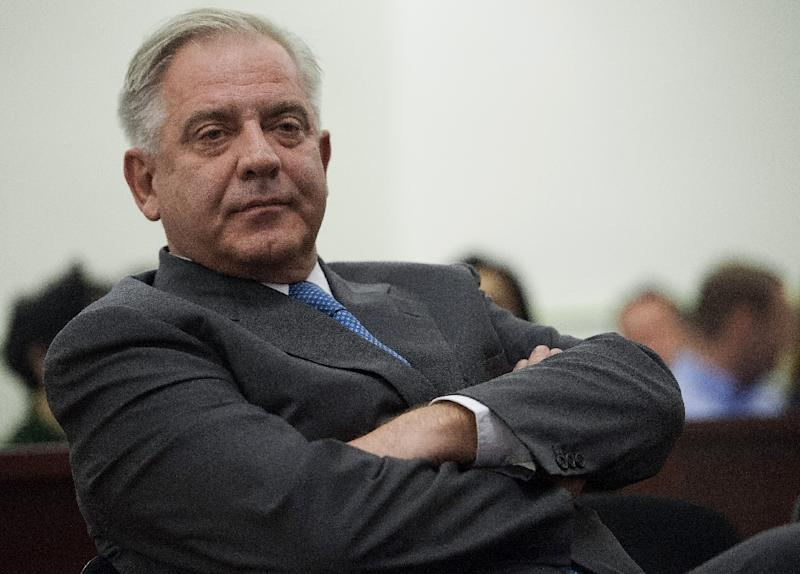 Croatian ex-prime minister Ivo Sanader was in power from 2003-2009