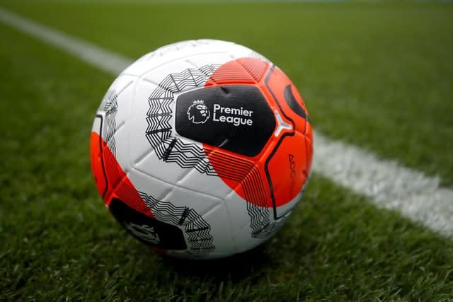 Premier League clubs are discussing Project Restart (Nick Potts/PA)