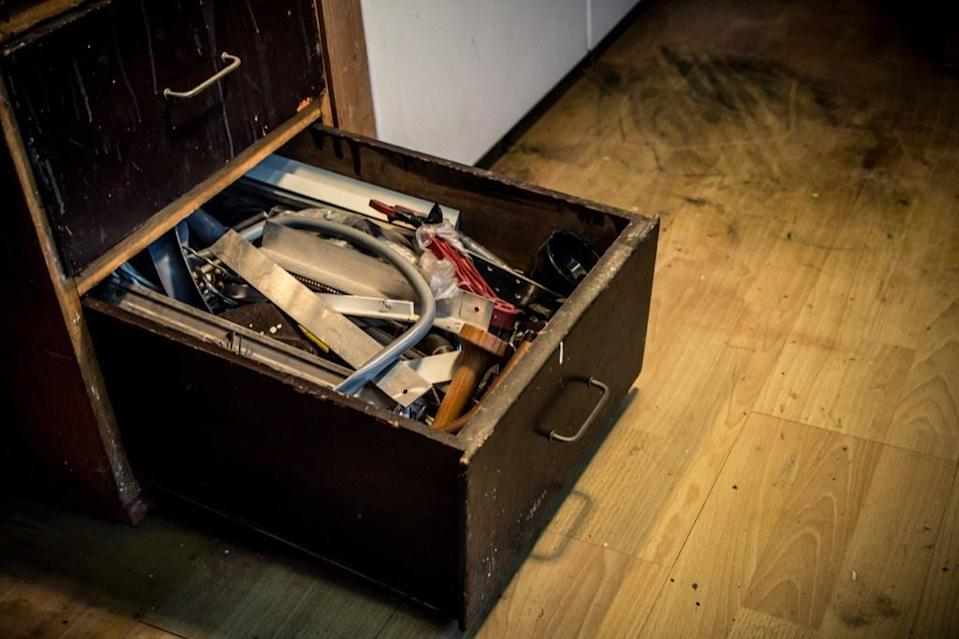 Everyone has a few junk drawers scattered around the house that are filled with things you don't know what to do with. But if you're being honest, those things <em>probably</em> don't need to be in your house in the first place. Clean them out and give that space a new, more organized purpose that adds value to your life — not something that serves as a nicer-looking garbage can.