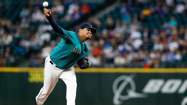 On CBS Sports HQ, MLB analyst David Samson joins Casey Keirnan to break down why he thinks Hernandez might be the 3rd or 4th best pitcher in Seattle's rotation.