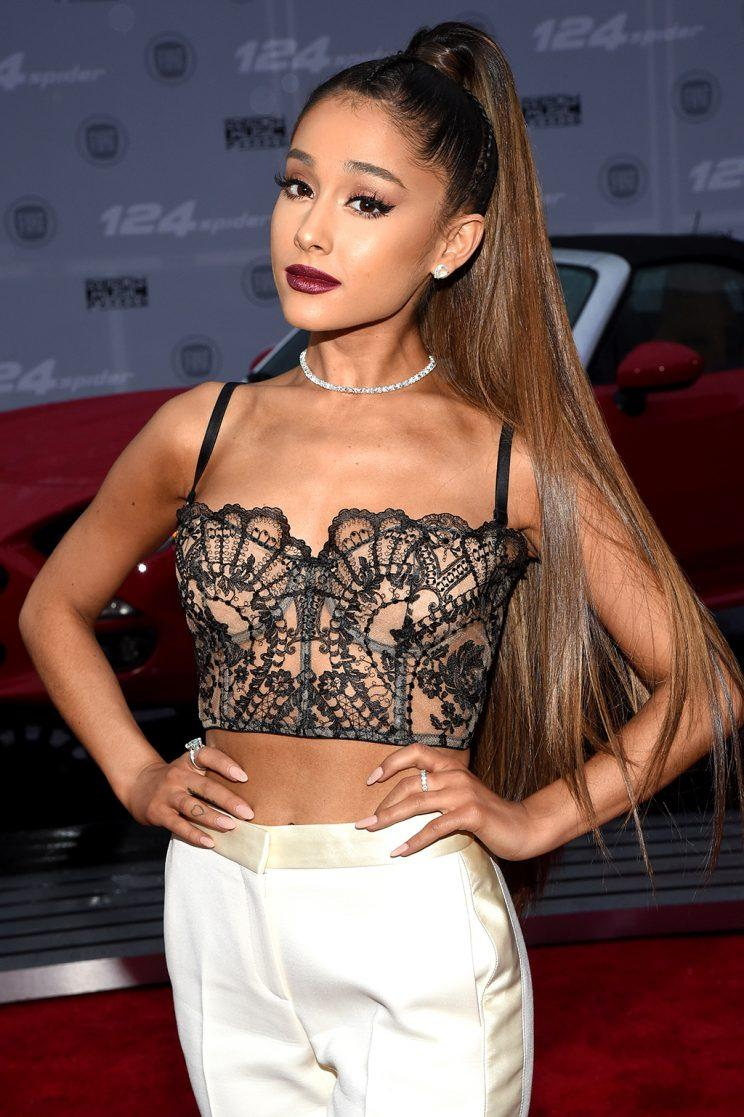 Ariana Grande breaks silence after terrorist attack.