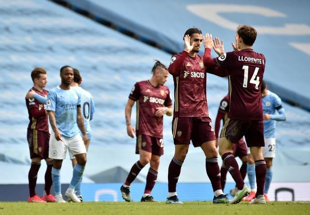 City suffered a surprise loss at the hands of Leeds on Saturday
