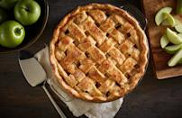 """<p>Crispin apples are very versatile as they're both great for eating out of hand but can also be baked,<a href=""""https://www.thedailymeal.com/best-holiday-pies-recipes?referrer=yahoo&category=beauty_food&include_utm=1&utm_medium=referral&utm_source=yahoo&utm_campaign=feed"""" rel=""""nofollow noopener"""" target=""""_blank"""" data-ylk=""""slk:cooked in pies"""" class=""""link rapid-noclick-resp""""> cooked in pies</a> or turned into applesauce.</p>"""