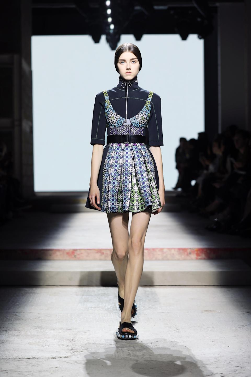 <p>Structured, intricate patterns in beautiful shapes — just what we've come to expect from Mary Katrazanou. </p>