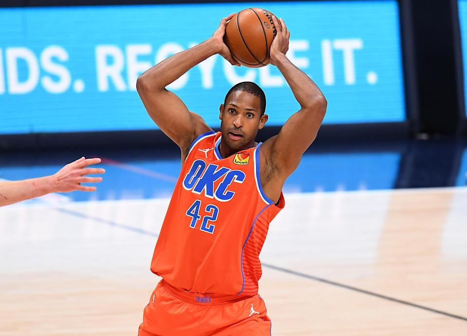 Al Horford, Oklahoma City Thunder