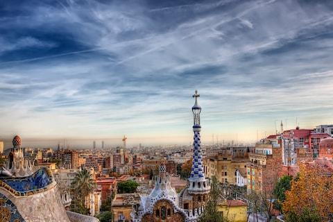 Teenagers will love trendy Barcelona - Credit: getty