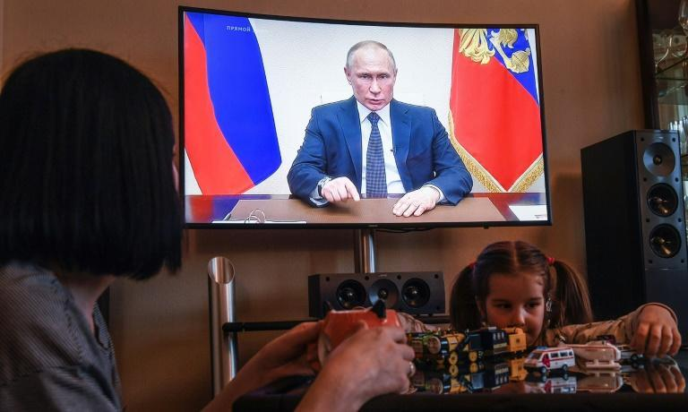 Vladimir Putin's calls for Russians to get vaccinated have failed to sway the nation's many sceptics