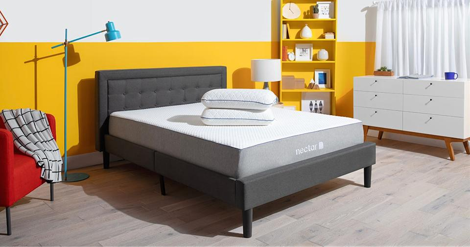 The Nectar Lush Mattress