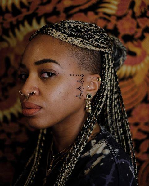 "<p>Face tattoos are bold, but they can be really great if you're looking to make a statement and are comfortable with the idea that no matter how small, you'll rarely be able to hide your face tattoo. </p><p><strong>__________________________________________________________</strong></p><p><em><a href=""https://subscribe.hearstmags.com/subscribe/womansday/253396?source=wdy_edit_article"" rel=""nofollow noopener"" target=""_blank"" data-ylk=""slk:Subscribe to Woman's Day"" class=""link rapid-noclick-resp"">Subscribe to Woman's Day</a> today and get <strong>73% off your first 12 issues</strong>. And while you're at it, <a href=""https://subscribe.hearstmags.com/circulation/shared/email/newsletters/signup/wdy-su01.html"" rel=""nofollow noopener"" target=""_blank"" data-ylk=""slk:sign up for our FREE newsletter"" class=""link rapid-noclick-resp"">sign up for our FREE newsletter</a> for even more of the Woman's Day content you want.</em></p><p><a href=""https://www.instagram.com/p/B5qrBRCBW_q/"" rel=""nofollow noopener"" target=""_blank"" data-ylk=""slk:See the original post on Instagram"" class=""link rapid-noclick-resp"">See the original post on Instagram</a></p>"