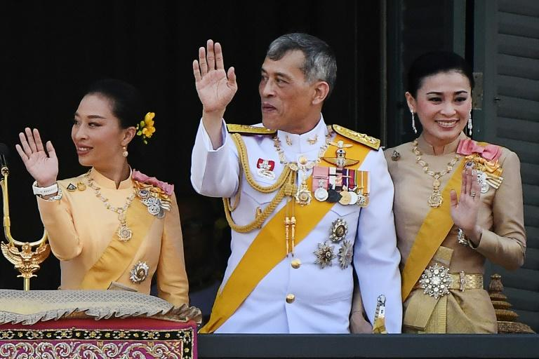 Thailand's King Maha Vajiralongkorn said he was 'pleased and delighted' with the country's display of unity after his coronation
