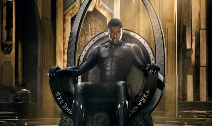 Chadwick Boseman as T'Challa, AKA Black Panther (credit: Marvel Studios)