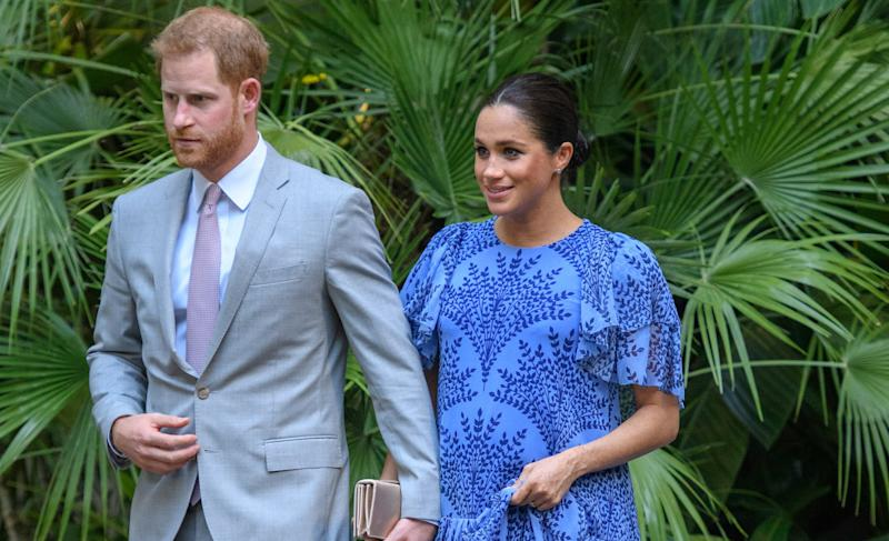 Meghan Markle and Prince Harry's Baby Has Already Raised Tons for Charity