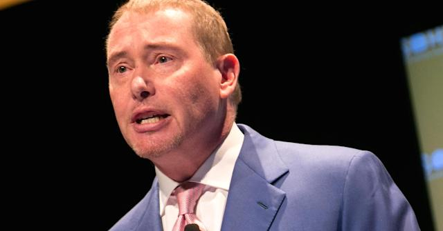 DoubleLine Funds' Jeff Gundlach