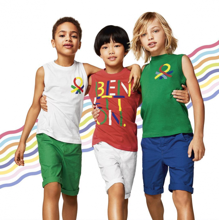 benetton 39 s 39 girls not allowed 39 instagram sparks outrage