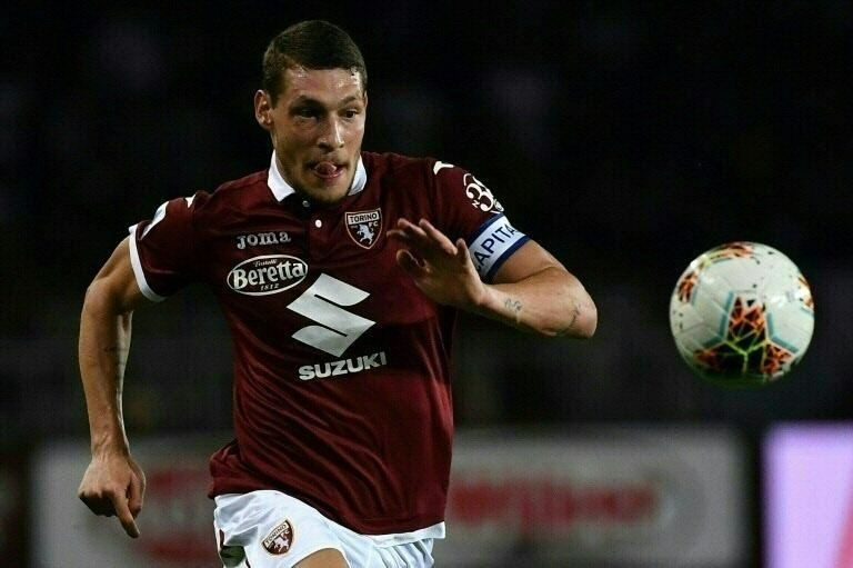 Captain Andrea Belotti has scored seven goals in nine games but Torino are in the relegation zone.