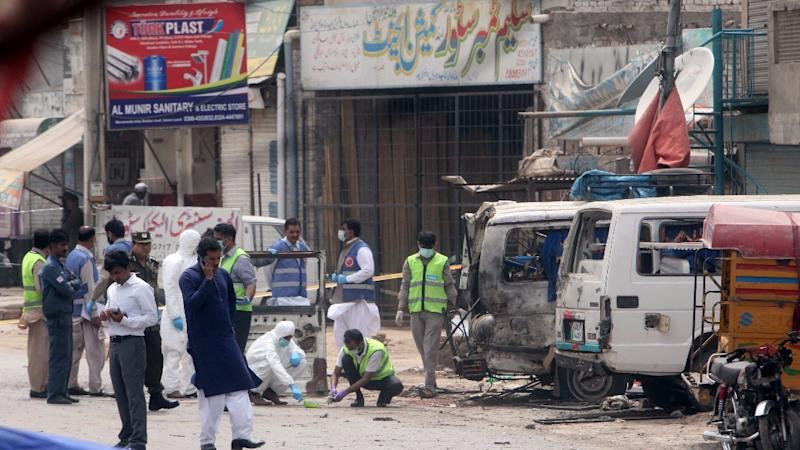 Blast in Lahore Targets Census Team, 6 Dead, 14 Injured